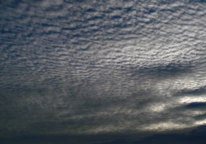 Amazing cloud pattern by Bettye Winters