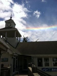 Fire Rainbow by Susan Cerruti