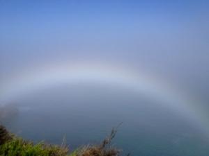 Fogbow by Azita Jackman