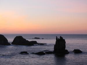 November 17 sunrise by Richard Hansen