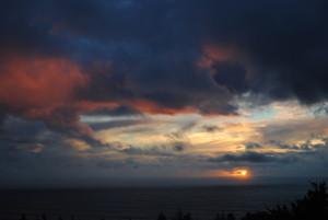 Tornado storm cloud by Jeanne Jackson