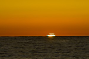 Double Green Flash JAN by Craig Tooley