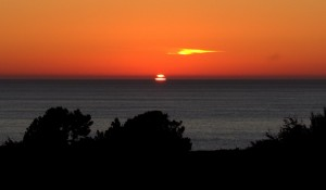 The Double Sun by Robert Scarola