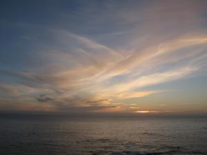 Feb. 19 Sunset by Richard Hansen