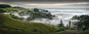 Fog at Fort Ross by Paul Kozal