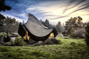 The Sea Ranch Chapel by Bill Oxford