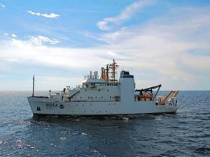 SHIMADA-Underway courtesy of NOAA