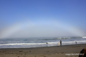 Fogbow by Peggy Berryhill