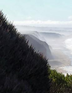 Ocean mist at Manchester Beach by Gary Levenson-Palmer (2)