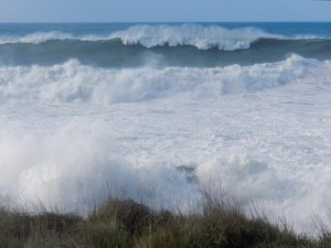 Magnificent waves by Janet Tervo