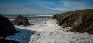 A beautiful day on the Mendonoma Coast by Craig Tooley