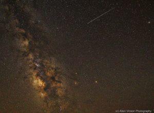 Milky Way by Allen Vinson